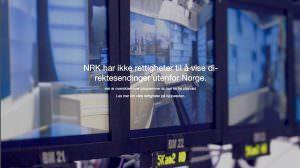 Hvordan se Sumo og NRK over hele jorden. Selv om de ikke har rettigheter til å vise direktesendinger utenfor Norge. Med noen enkle grep kan du likevel se disse programmene.