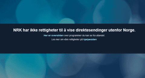 Nett TV i utlandet. Med et abonnement fra IPvanish kan du se alle dine favortittprogrammer på Norsk TV uansett hvor i verden du er