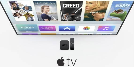 TV2 Sumo og NRK utlandet Apple TV. Apple TV er liten og tar liten plass i kofferten.